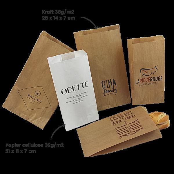 emballage sandwich personnalisé