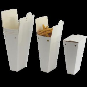 boite frites carton